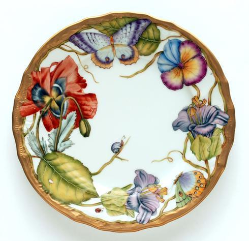 $480.00 Ornate Salad Plate