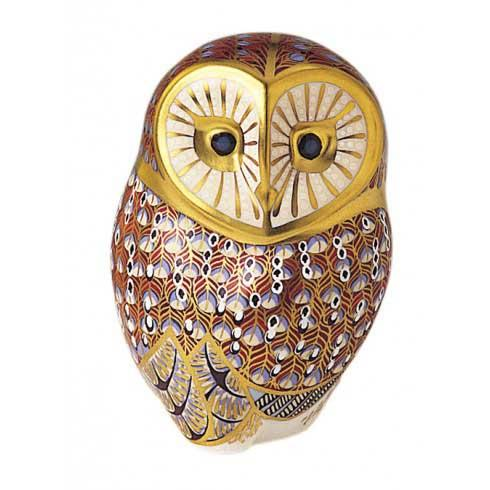 $280.00 Barn Owl Paperweight