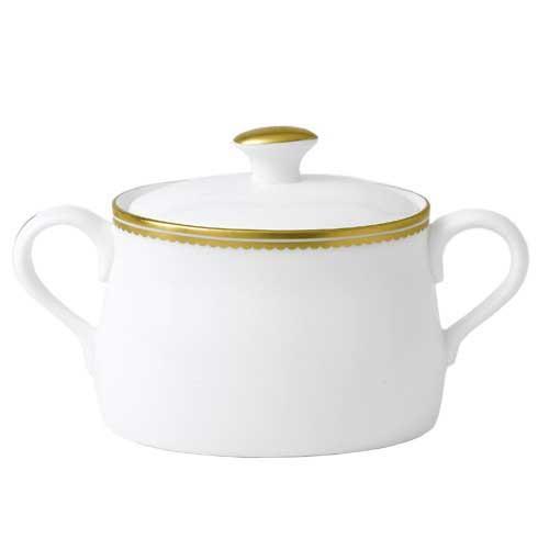 Royal Crown Derby  Bristol Belle - Montgolfier  Covered Sugar Bowl $185.00