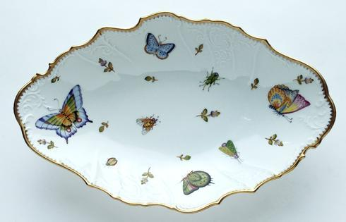 $480.00 Oval Open Vegetable Bowl
