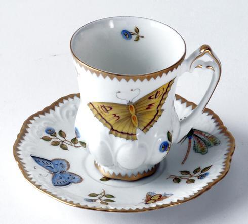 $310.00 Demitasse Cup & Saucer