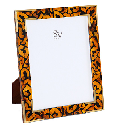 Picture Frames and Accessories - Safari Black collection with 3 products