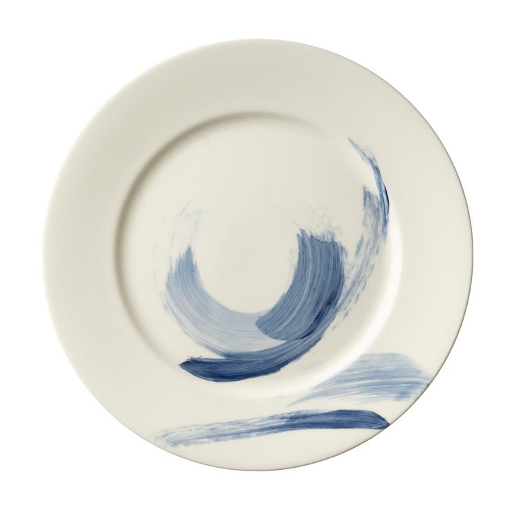 $65.00 Flat Rim Plate