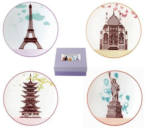 Bon Voyage collection with 2 products