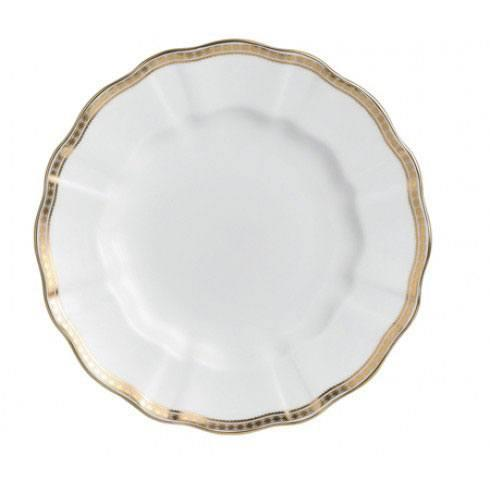 Royal Crown Derby  Carlton Gold Dinner Plate $108.00