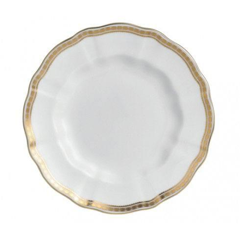 Royal Crown Derby  Carlton Gold Salad Plate $88.00