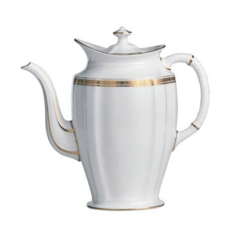 Royal Crown Derby  Carlton Gold Coffee Pot $440.00