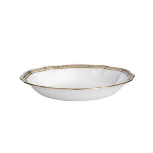 Royal Crown Derby  Carlton Gold Oatmeal/Cereal Bowl $120.00