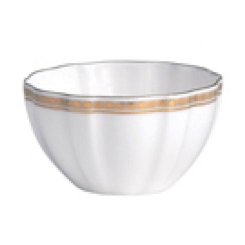 Royal Crown Derby  Carlton Gold Open Sugar Bowl $125.00