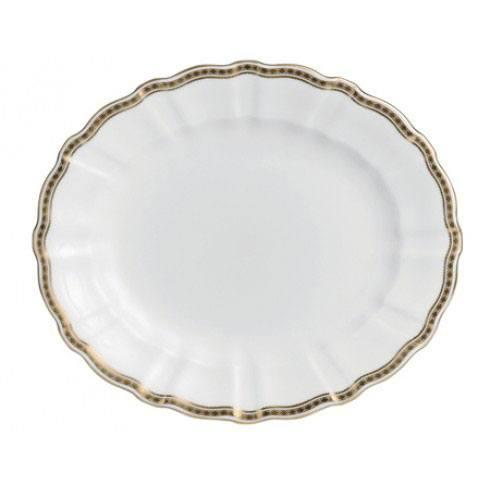 Royal Crown Derby  Carlton Gold Large Platter $456.00