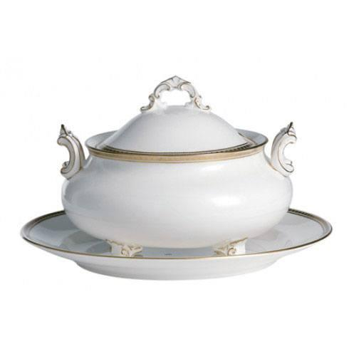 Royal Crown Derby  Carlton Gold Soup Tureen and Cover $994.00