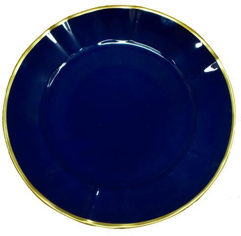 Anna Weatherley  Chargers Cobalt Charger $110.00