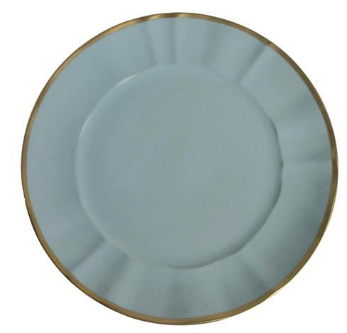Anna Weatherley  Chargers Powder Blue Charger $110.00