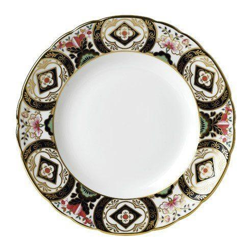 Royal Crown Derby  Chelsea Garden Salad Plate $150.00