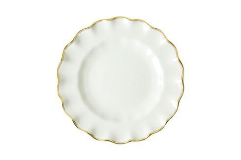 Royal Crown Derby  Chelsea Duet Fluted Dessert Plate $52.00