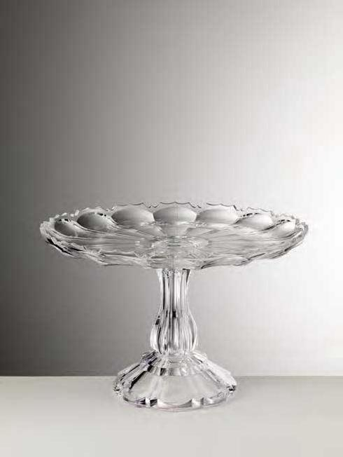$180.00 Clear Cake Plate