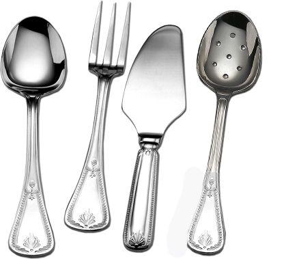 $195.00 Four Piece Hostess Set