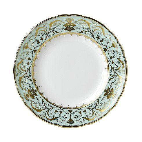 Royal Crown Derby  Darley Abbey Dinner Plate $175.00