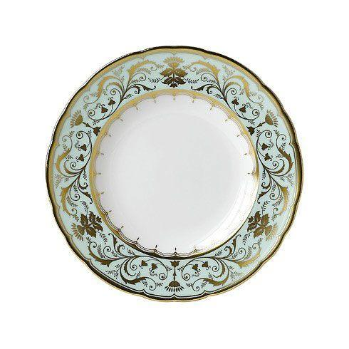Royal Crown Derby  Darley Abbey Salad Plate $145.00