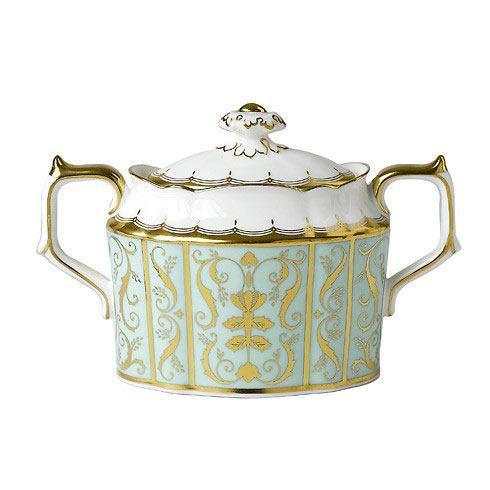 Royal Crown Derby  Darley Abbey Covered Sugar Bowl $295.00