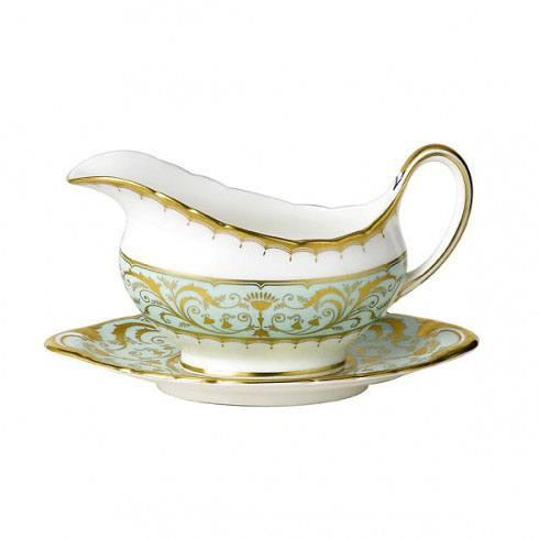 Royal Crown Derby  Darley Abbey Sauce Boat $346.00