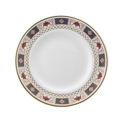 Derby Border Salad Plate