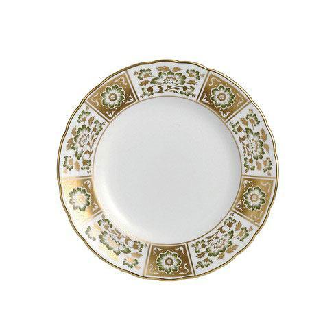 Royal Crown Derby  Derby Panel - Green Salad Plate $130.00