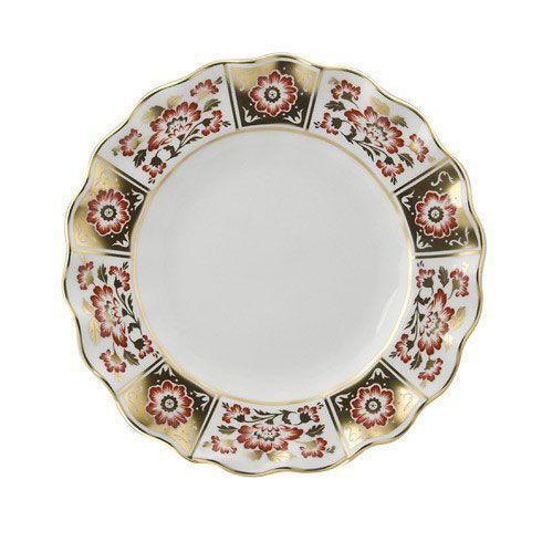 $350.00 Fluted Dessert Plate