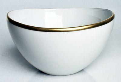 Anna Weatherley  Simply Elegant - Gold Fruit Bowl $40.00