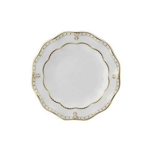 Royal Crown Derby  Elizabeth - Gold Bread and Butter Plate $114.00