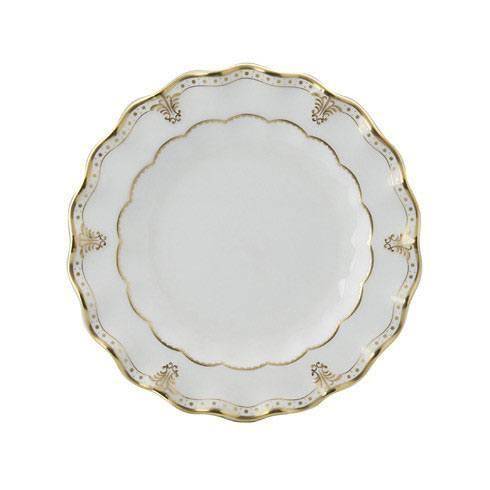 Royal Crown Derby  Elizabeth - Gold Salad Plate $165.00