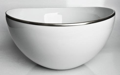 Anna Weatherley  Simply Elegant - Platinum Open Vegetable Bowl $130.00