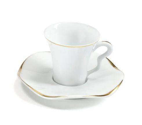 $68.00 Coffee Cup And Saucer