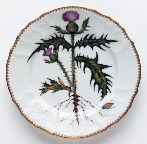 Anna Weatherley  Anna's Garden Salad Plate $276.00