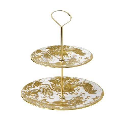 $430.00 2 Tier Cake Stand