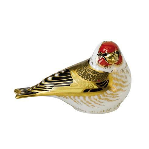 $176.00 Goldfinch Paperweight
