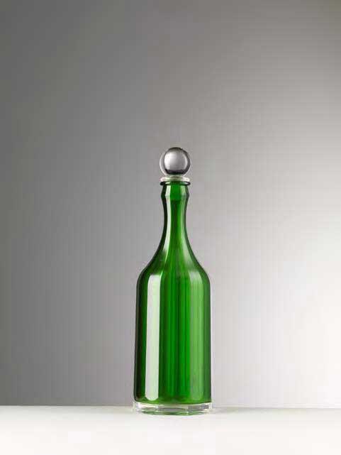 $54.00 Small Green Bottle