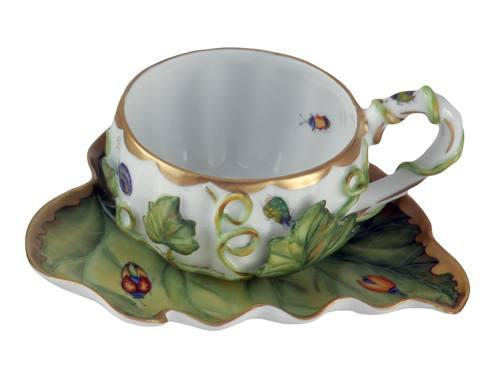 Anna Weatherley Afternoon Tea Party Tea Cup & Saucer  :  tea saucer anna weatherley cup