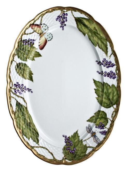 $485.00 Oval Platter