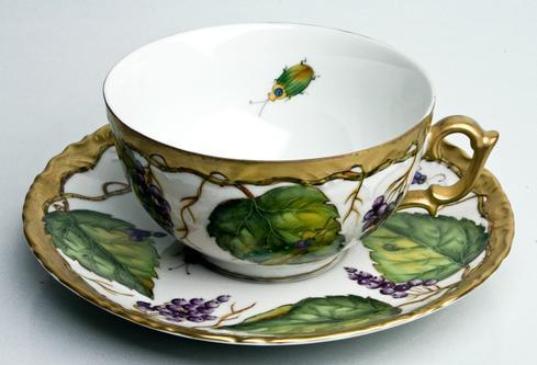 $405.00 Tea Cup & Saucer