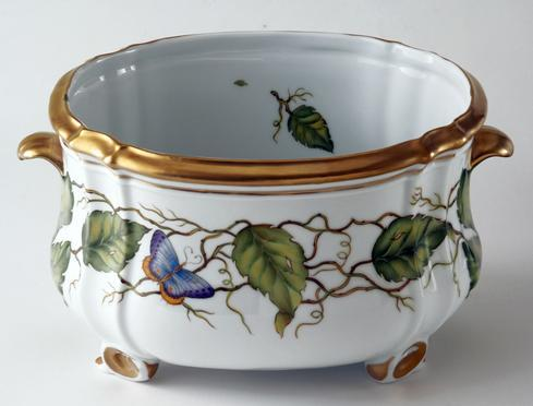 Large Oval Cachepot
