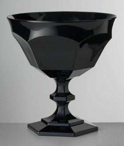 $6.75 Black Footed Coupe