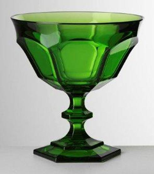 $22.00 Green Footed Coupe