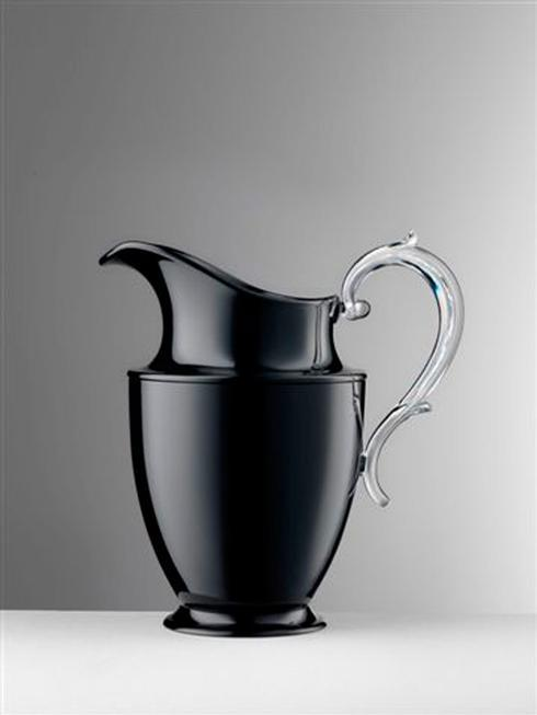 $76.00 Black Pitcher
