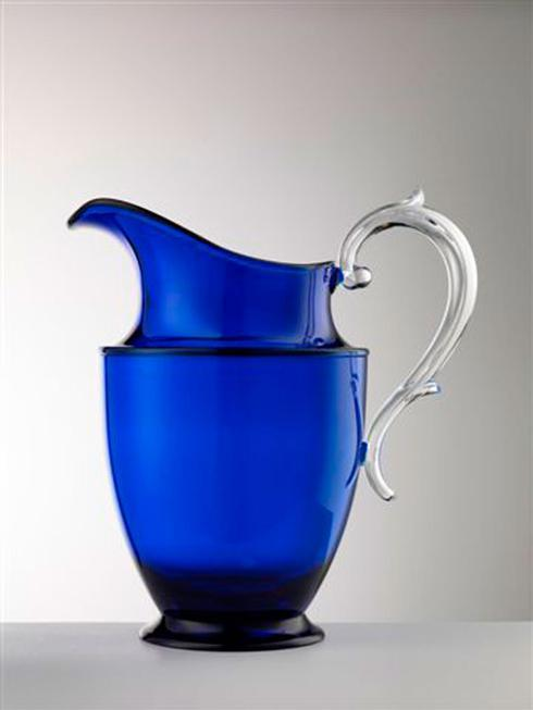 $76.00 Blue Pitcher