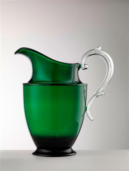 $76.00 Green Pitcher