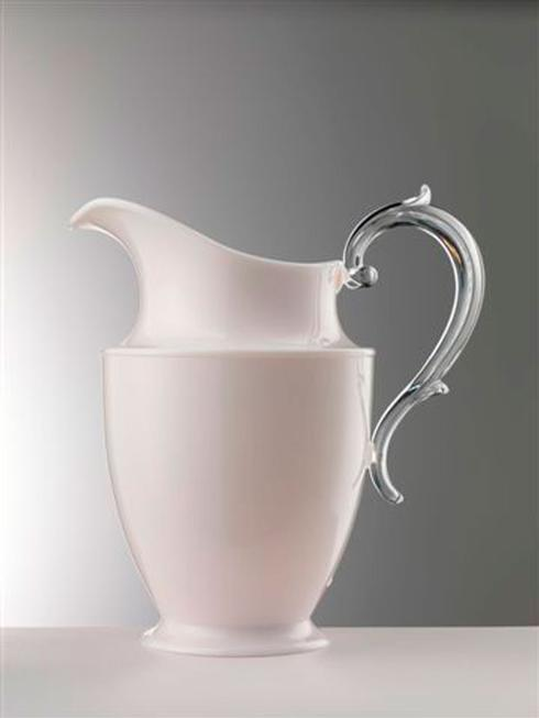 $76.00 White Pitcher