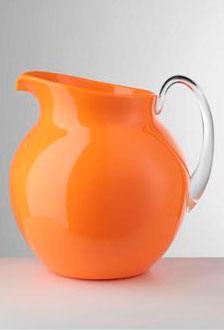 Orange Pitcher