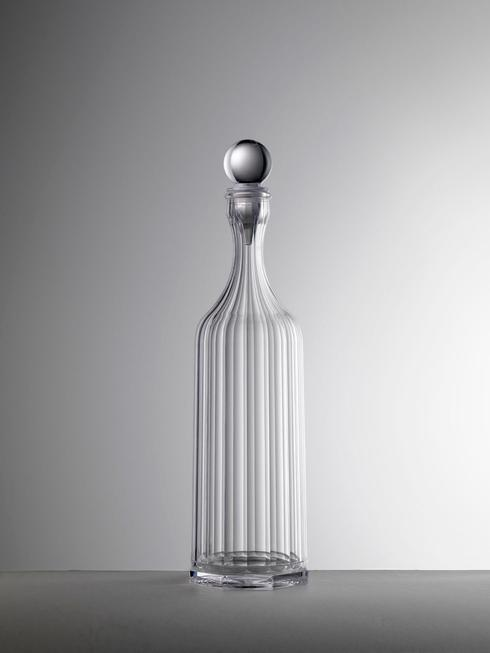 Clear Decanter With Sealed Stopper