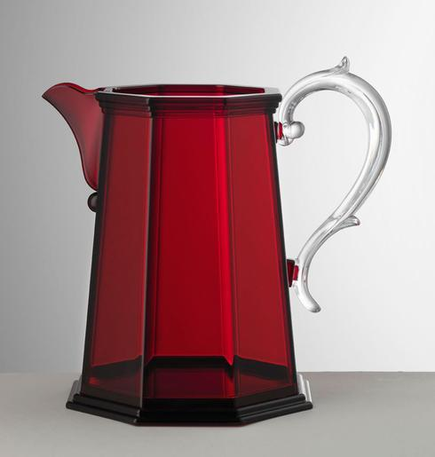 $88.00 Red Pitcher